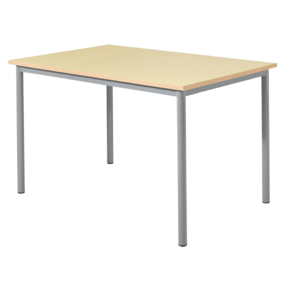 Table rectangulaire bermudes 120x80 la coop pour les pros for Table 120x80
